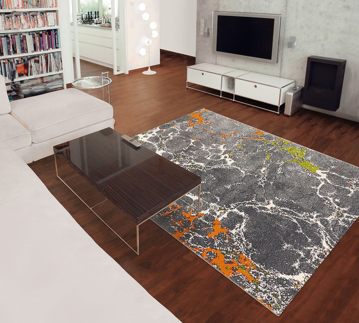 ковры в стиле хай тек фото ассирийской
